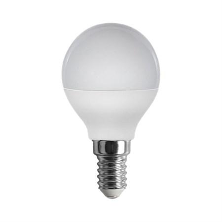 Žárovka LED G45 E14 6W RETLUX RLL 268 teplá bílá