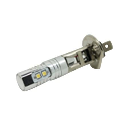 LED žárovka 12V s paticí H1, 10LED Samsung