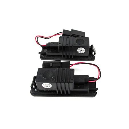 LED osvětlení SPZ SEAT / VW / PORSCHE