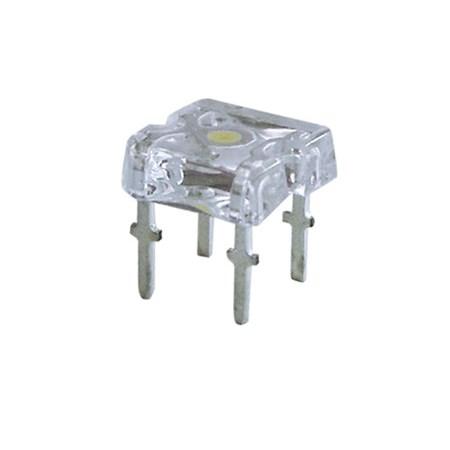 LED auto  bílá  1200mcd/120° DOPRODEJ