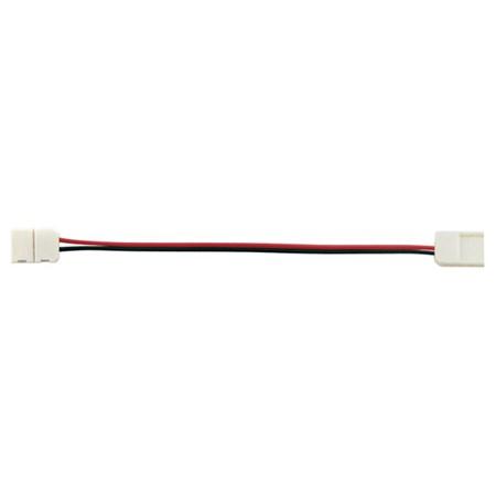 Spojka nepajivá pro LED pásky 3528, 2835 30,60LED/m o šířce 8mm s vodičem