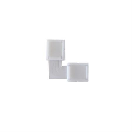 Spojka LED pásku L, RGB - 10 mm