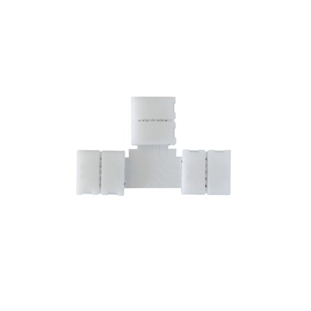 Spojka LED pásku T, RGB - 10 mm