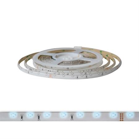 LED pásek 12V 335 (boční)  60LED/m IP65 max. 4.8W/m bílá studená (1ks=cívka 5m) zalitý