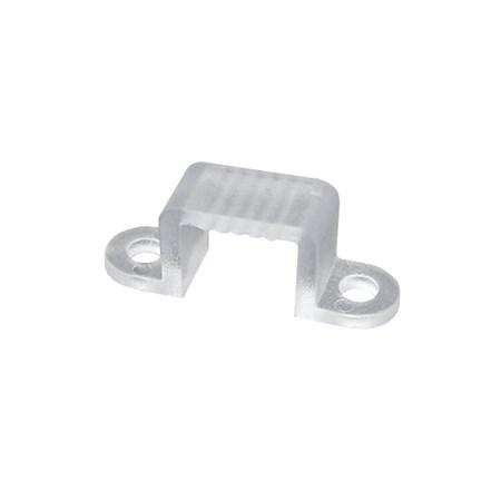 Led pásek - silikonová příchytka pro 3528