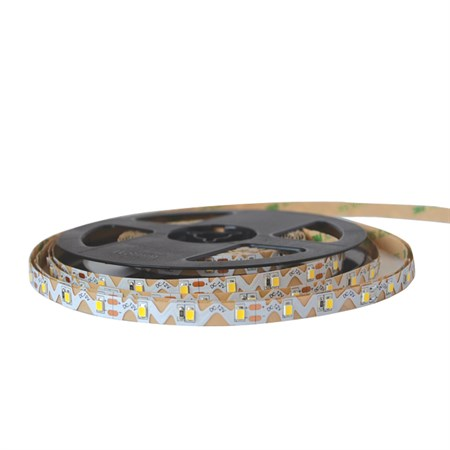 LED pásek 12V 2835  60LED/m IP20 max. 6W/m, ohýbatelný, bílá teplá, (1ks=cívka 5m)
