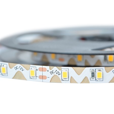LED pásek 12V 2835  60LED/m IP20 max. 6W/m, ohýbatelný, bílá přírodní, (1ks=cívka 5m)