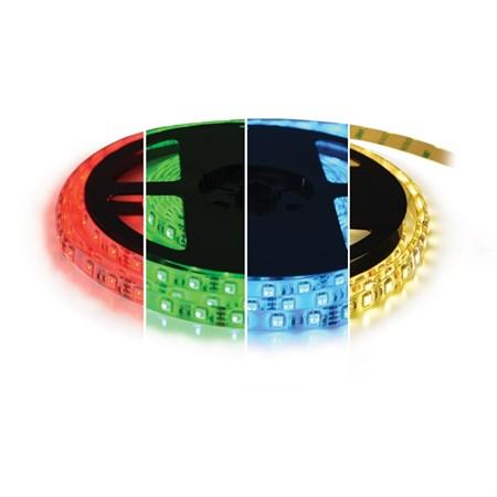 LED pásek 12V 5050  60LED/m IP67 max. 14.4W/m RGBW bílá teplá (1ks=cívka 5m) zalitý