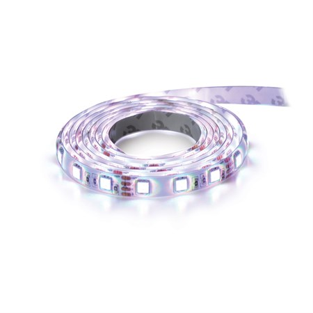 LED pásek 12V 5630  120LED/m IP65 max. 24W/m bílá studená 1 m