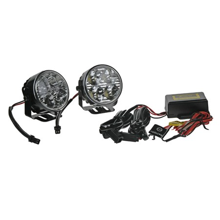 Světla pro denní svícení LED SJ-288E TYP2,homologace