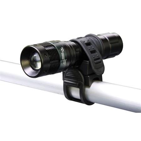 Svítilna LED (3W) FOKUS+držák (3xAAA)