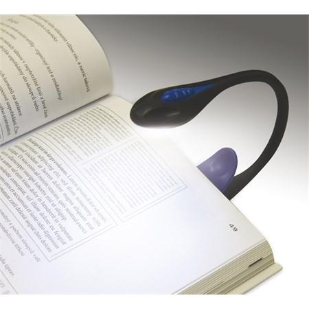 Svítilna LED  ( 1x) na čtení, na 2x CR2032