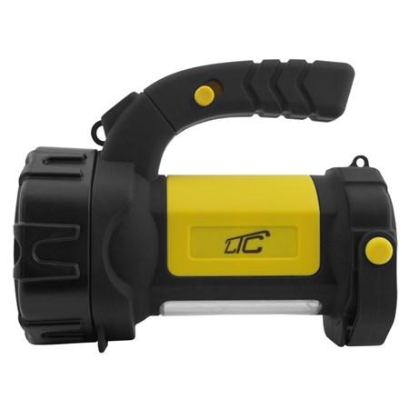 Svítilna montážní LTC 15+12 LED, 1200 mAh, nabíjecí žlutá