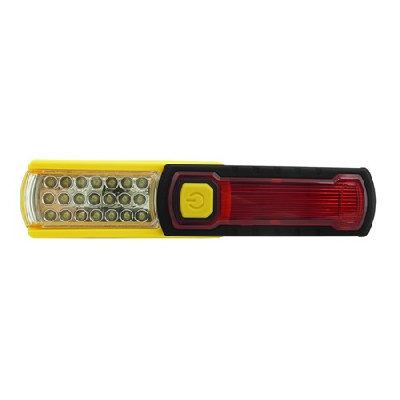 Svítilna ruční LTC 21+3 LED, 3x AAA