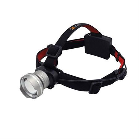 Svítilna  čelovka LED Cree XPG R5, fokus, 3x AA
