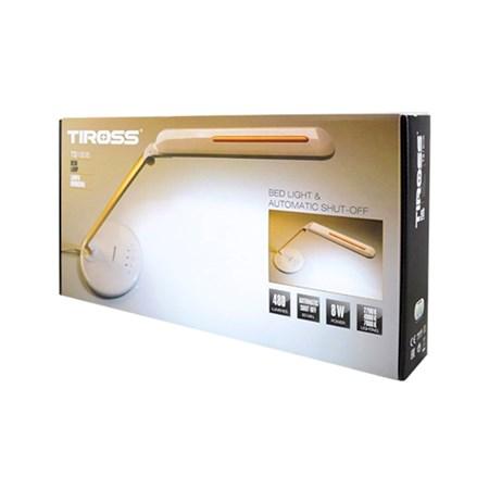 Lampa LED stolní TIROSS TS-1806, 72 LED, 3 barvy světla