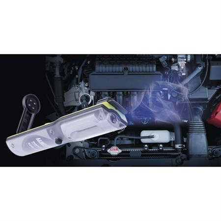 Nabíjecí svítilna LED P4522, 5W SMD + UV LED