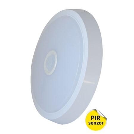 TIPA Svítidlo LED STN03 stropní/nástěnné s PIR čidlem, IP20, 15W, 4000K