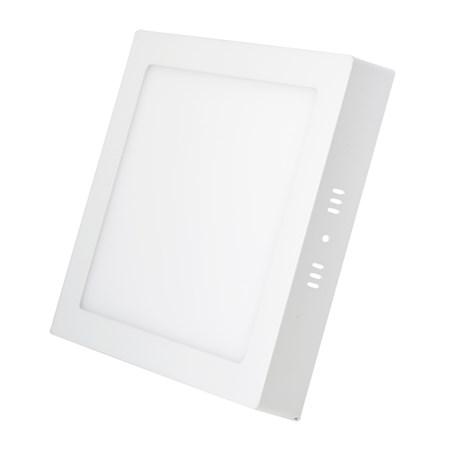 TIPA LED svítidlo přisazené, 18W, 4000k-přírodní, čtvercové, LS08