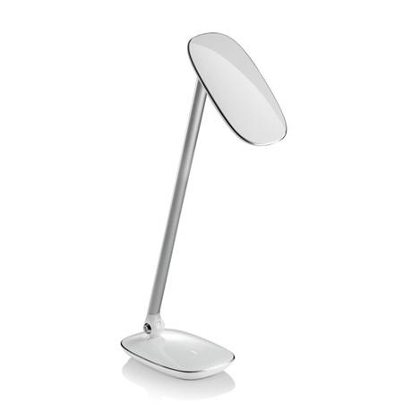 TIPA Stolní LED lampa Q7 s USB, bílá