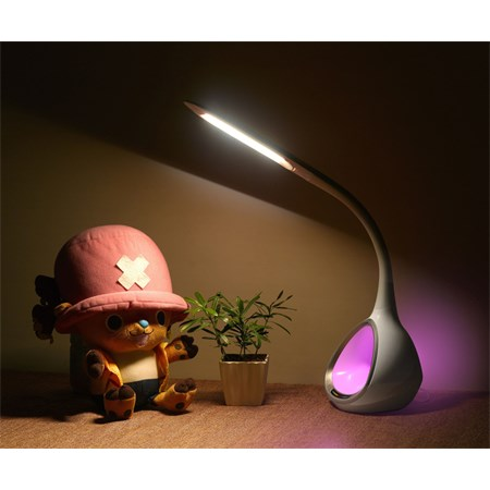 TIPA Stolní LED lampa T5 se světelným efektem, 12W