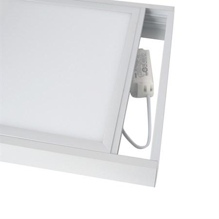 Rámeček pro LED panely 60x60cm, bílý