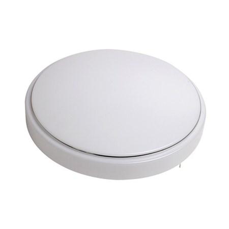 LED stropní světlo s pohybovým senzorem, 20W, 1400lm, 3000K, 39cm, bílé