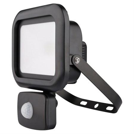 LED venkovní reflektor Sensor, 30W, 2400lm, AC 230V, RETLUX RSL 240 Flood