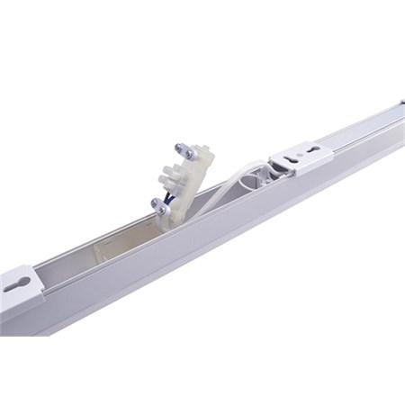 LED lineární svítidlo podlinkové, 20W, 4100K, hliník, 120cm WO209