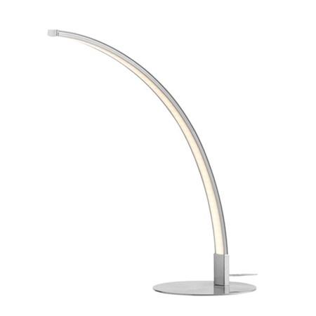 Lampa LED stolní PLATINET CURVED