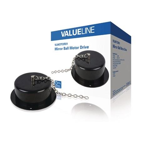Motorek pro zrcadlové koule VALUELINE VLMOTOR01