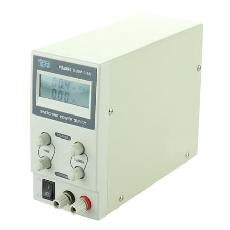 Zdroj laboratorní TIPA PS3005  0-30V/ 0-5A