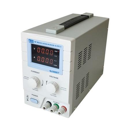 Zdroj laboratorní TIPA QJ3005T  0-30V/ 0-5A