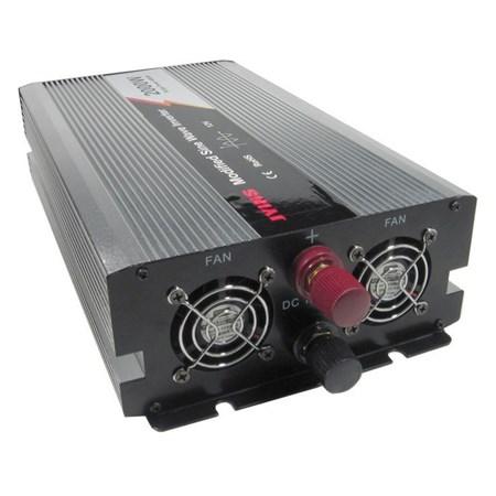 Měnič napětí 12V/230V 2000W CZ  JYINS