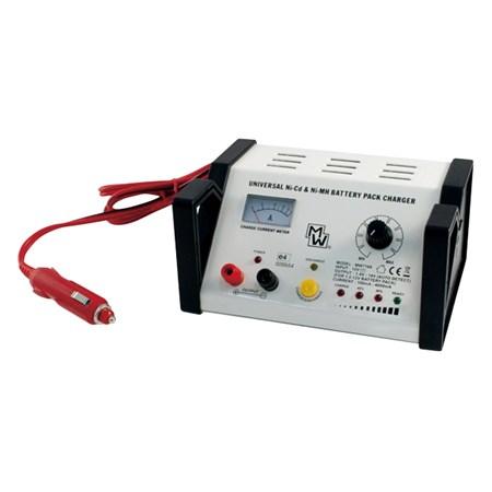 Nabíječka baterií MW7168 autom. 1-10x NiCd/NiMh