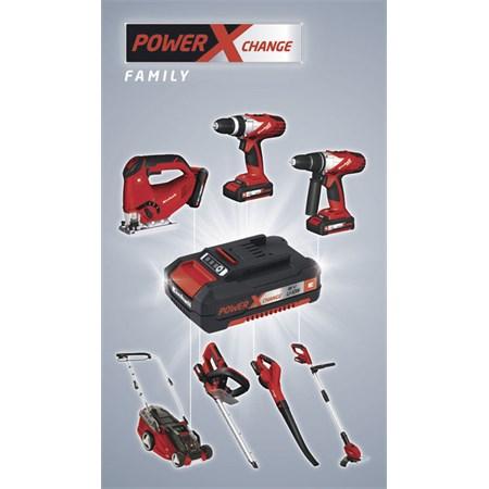Nabíječka Power-X-Change 18v 30min. EINHELL