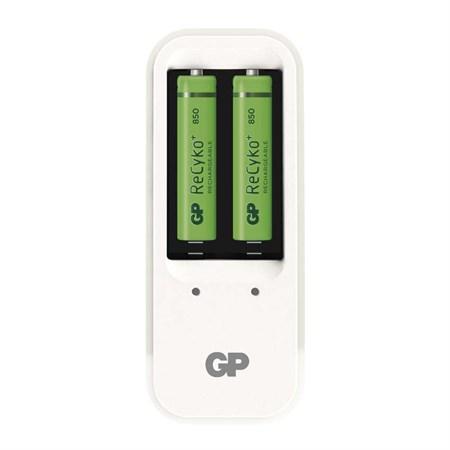Nabíječka baterií GP PB410 + 2xAAA Recyko+ 850