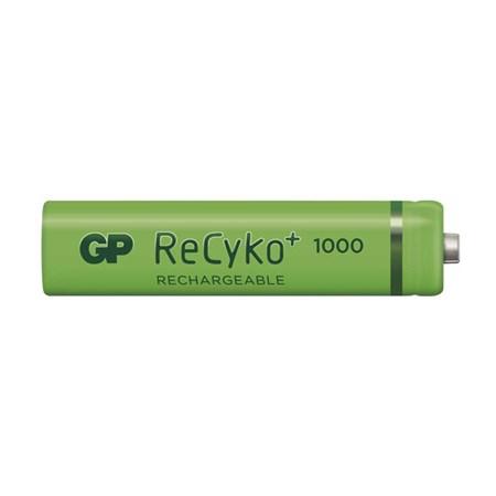 Baterie AAA(R03) nabíjecí GP Recyko+ 1000mAh