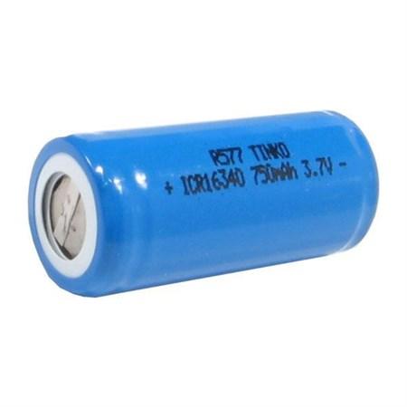 Nabíjecí článek Li-Ion ICR16340 (RCR123) 3,6V/750mAh