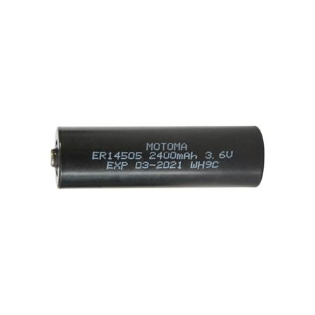 Baterie 14500/14505 lithiová 3.6V, 2400mAh MOTOMA