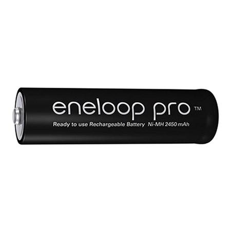 Baterie AA (R6) nabíjecí Eneloop PANASONIC BULK černá 1,2V/2500mAh