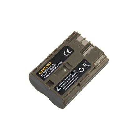Baterie foto CANON BP-511 1300mAh PATONA PT1008
