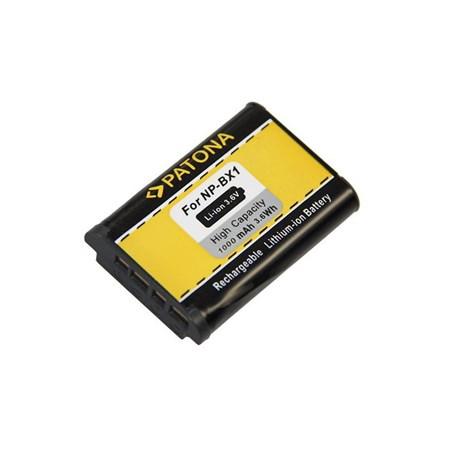 Baterie SONY NP-BX1 1000mAh PATONA PT1130