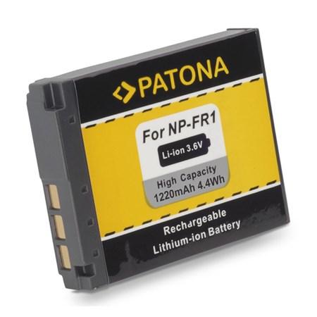 Baterie foto SONY NP-FR1 1220mAh PATONA PT1054