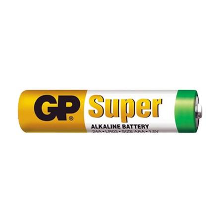 Baterie AAA(R03) alkalická GP Super Alkaline