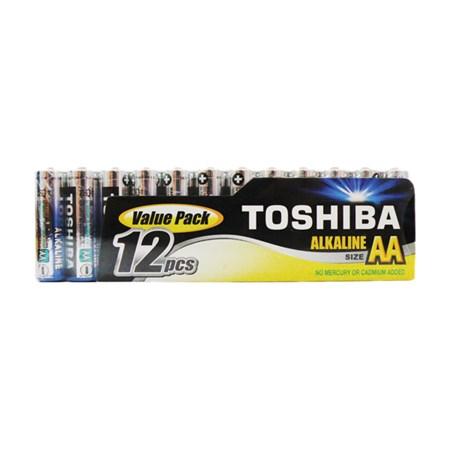 Baterie G LR6 12S MP-12 AA TOSHIBA