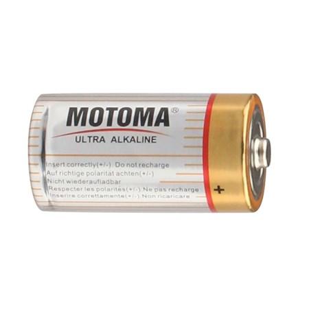 Baterie C (R14) alkalická MOTOMA Ultra Alkaline LR14