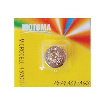 Baterie     AG3 (LR41) MOTOMA alkalická