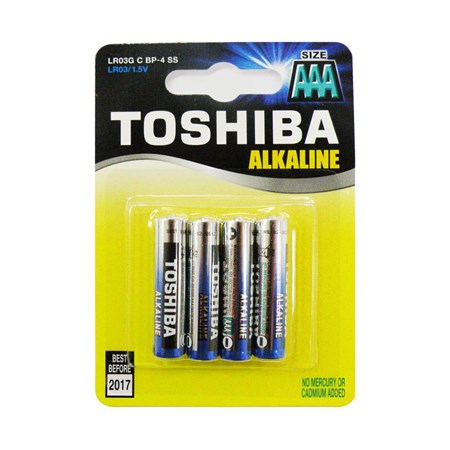 BAT G LR03 4BP AAA TOSHIBA