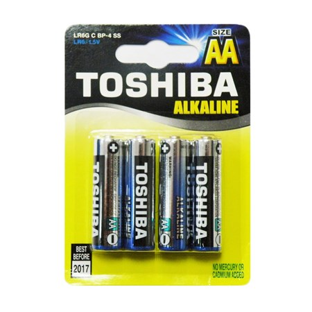 BAT G LR6 4BP AA TOSHIBA